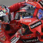 MotoGP, Jerez: Miller e Bagnaia per una doppietta Ducati! Terzo Morbidelli