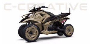 Moto ibrida Tanal