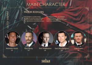 Swordman Cast