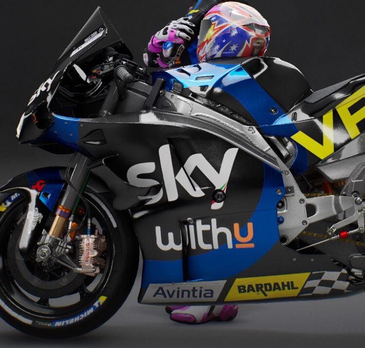 MotoGP Game